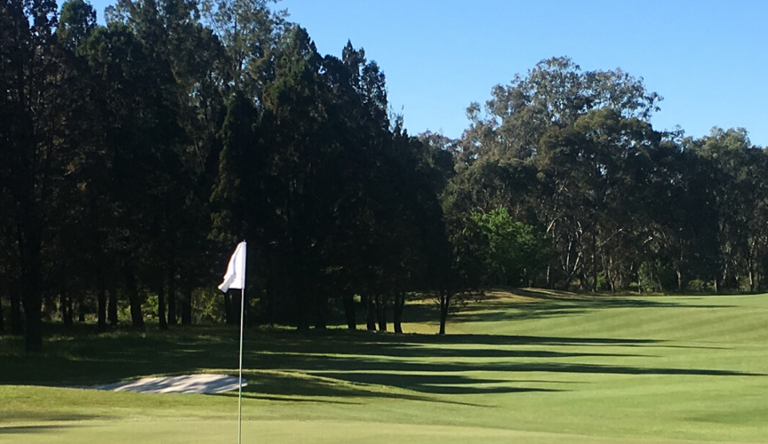 Thurgoona Country Golf Club